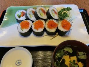 海鮮太巻 (1)