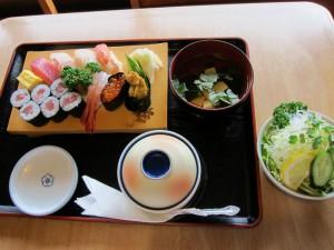 特上生寿司セット